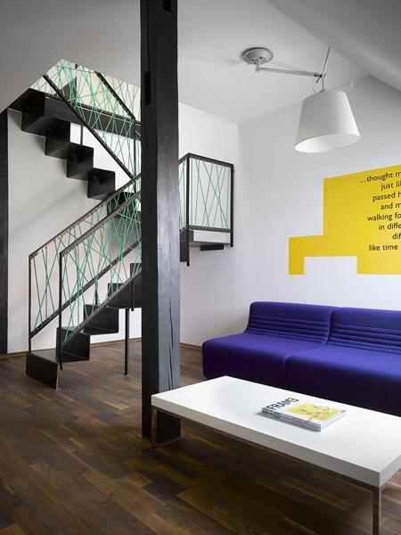 Rooms moods boutique hotel prague for Boutique accommodation prague